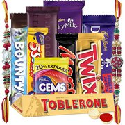 Send Rakhi Gifts to Thane Same Day at Low Cost by ordering Online